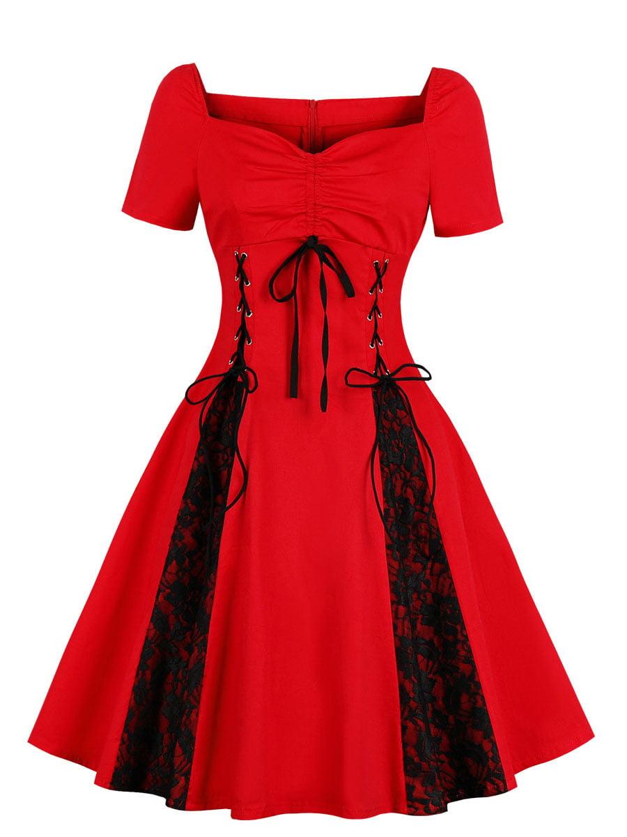 Сукня червона | 5154114