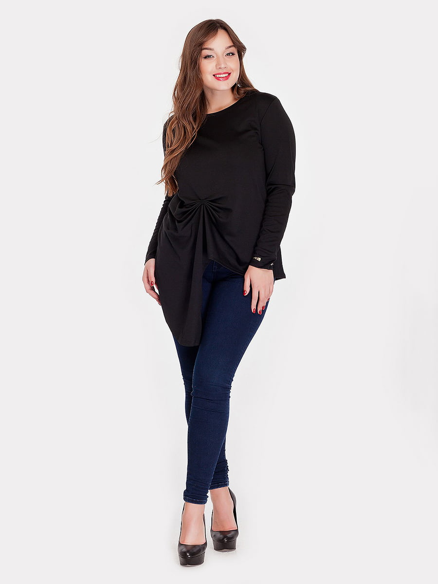 Блуза черная   3747121
