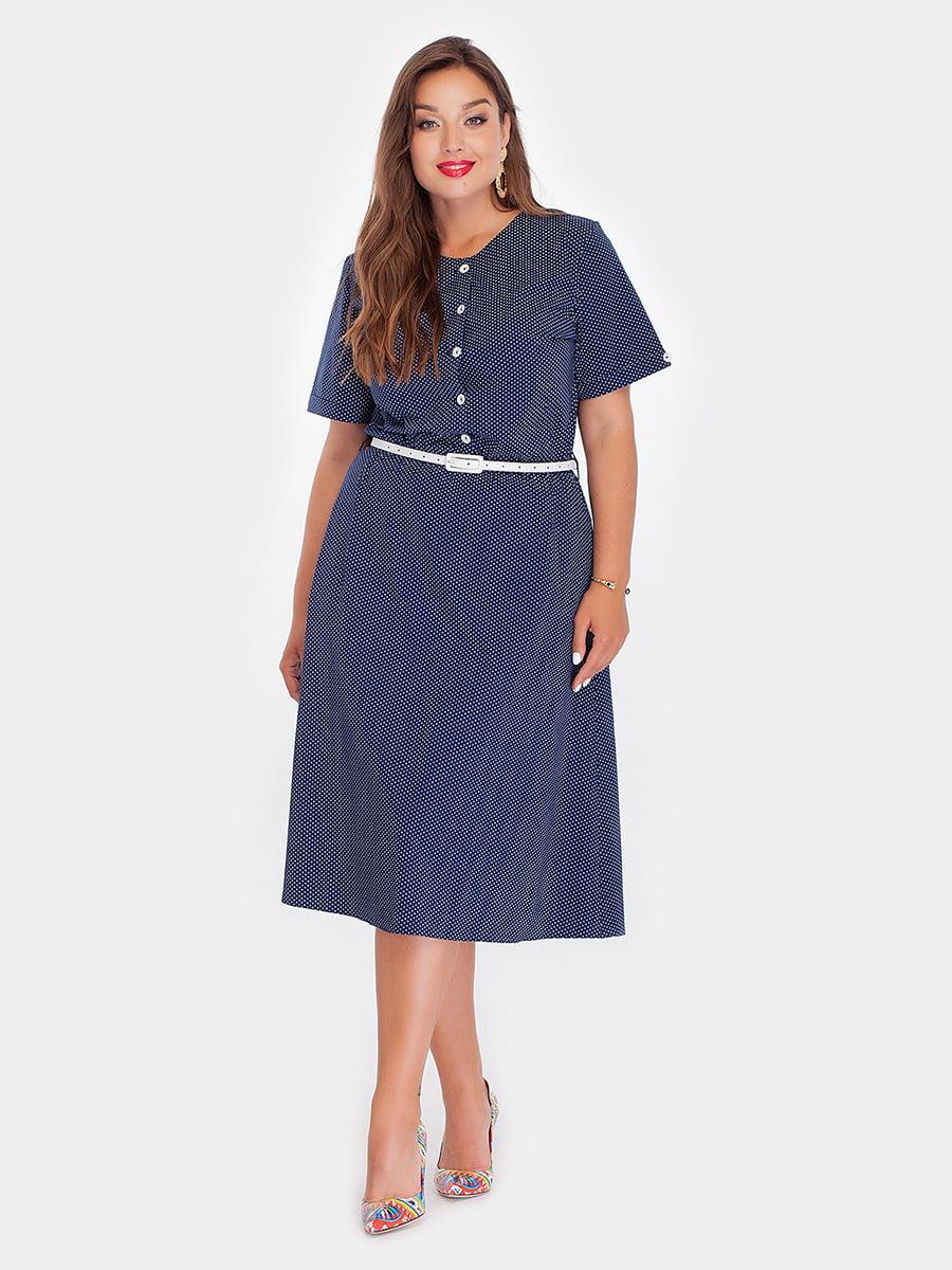 Платье синее | 5082162