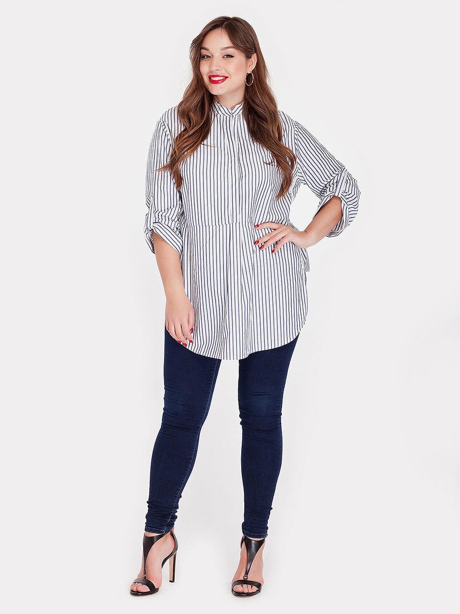 Блуза в полоску | 5082183
