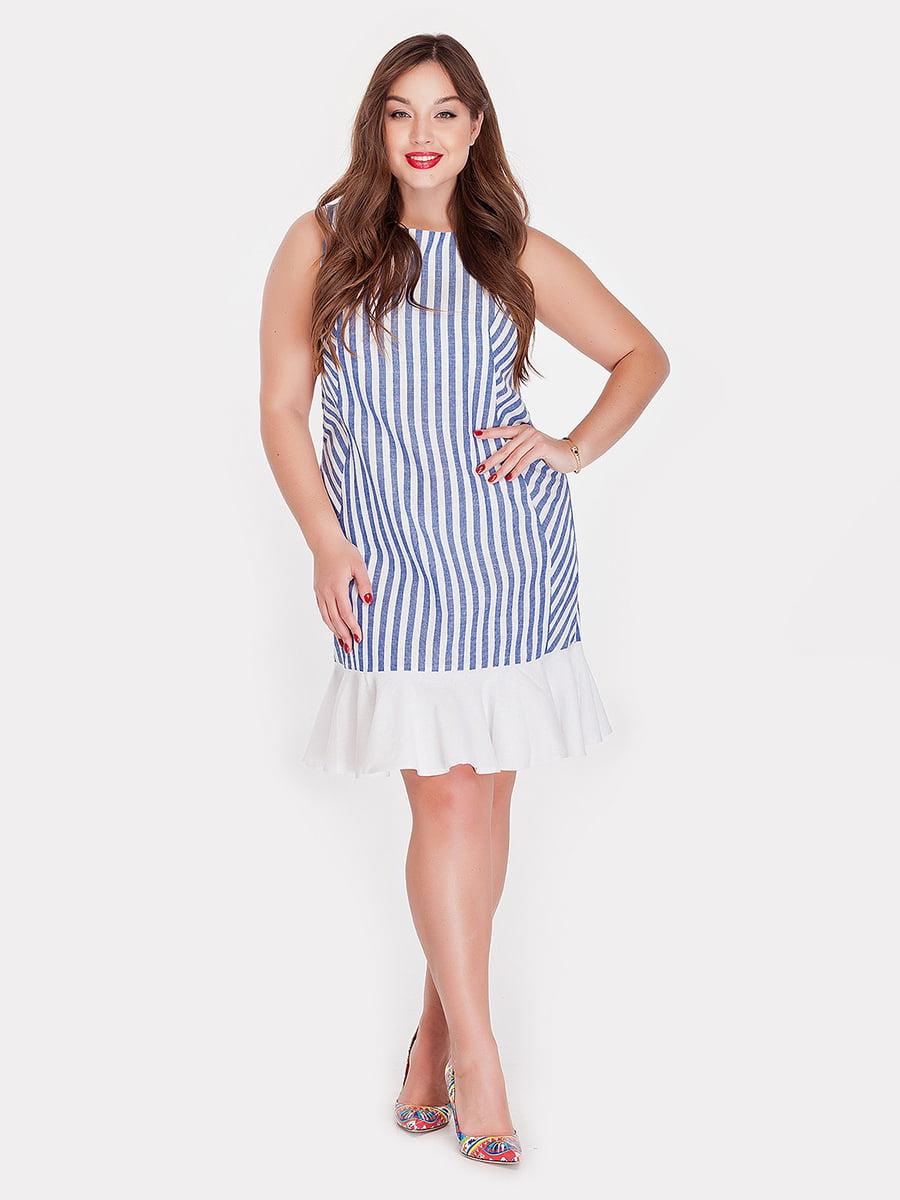 Платье в полоску | 5082190