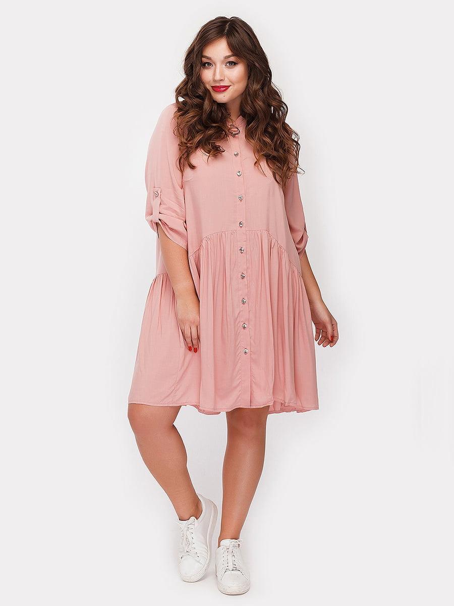 Платье розовое   5105103
