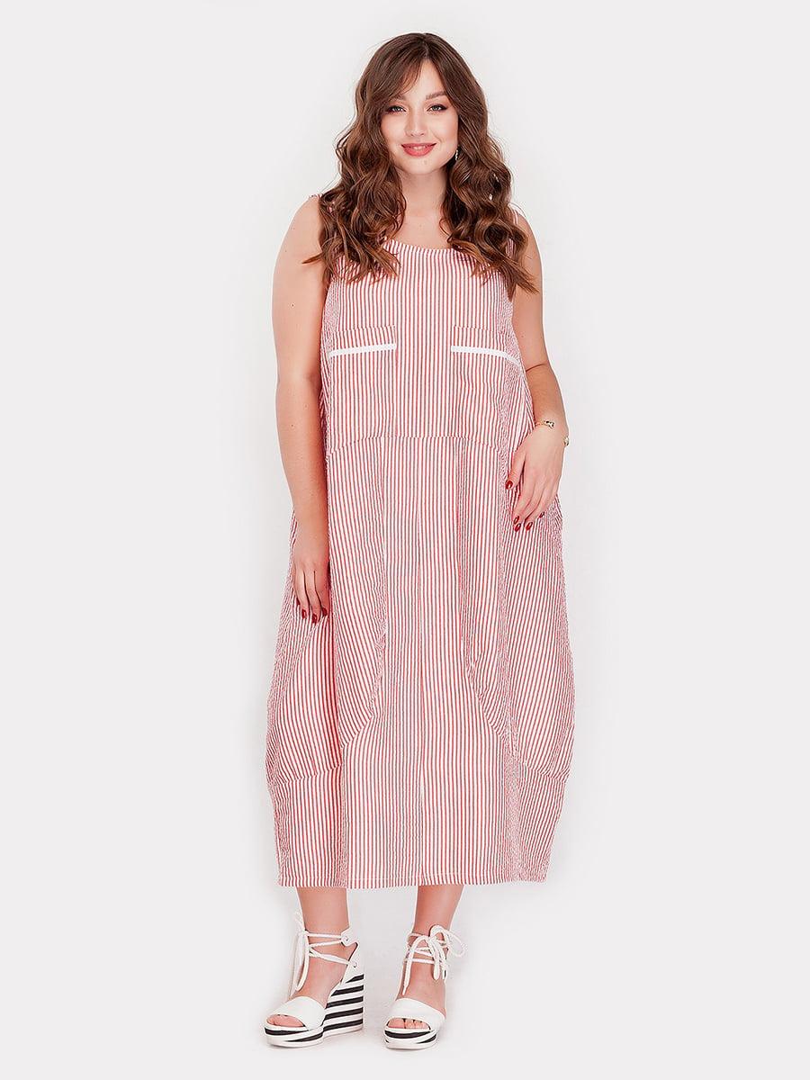 Платье алого цвета | 5115484