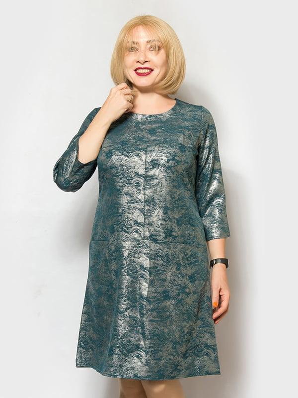 Платье зеленое | 5154879