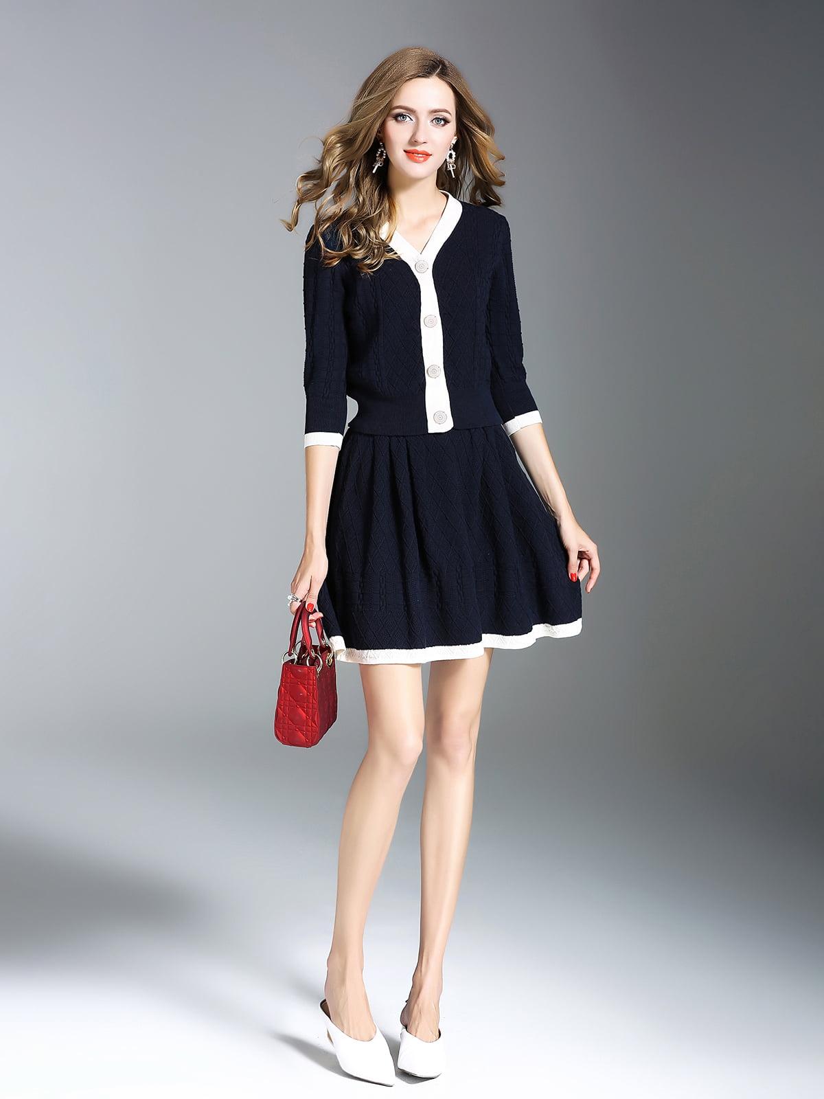 Комплект: блуза и юбка | 5155158