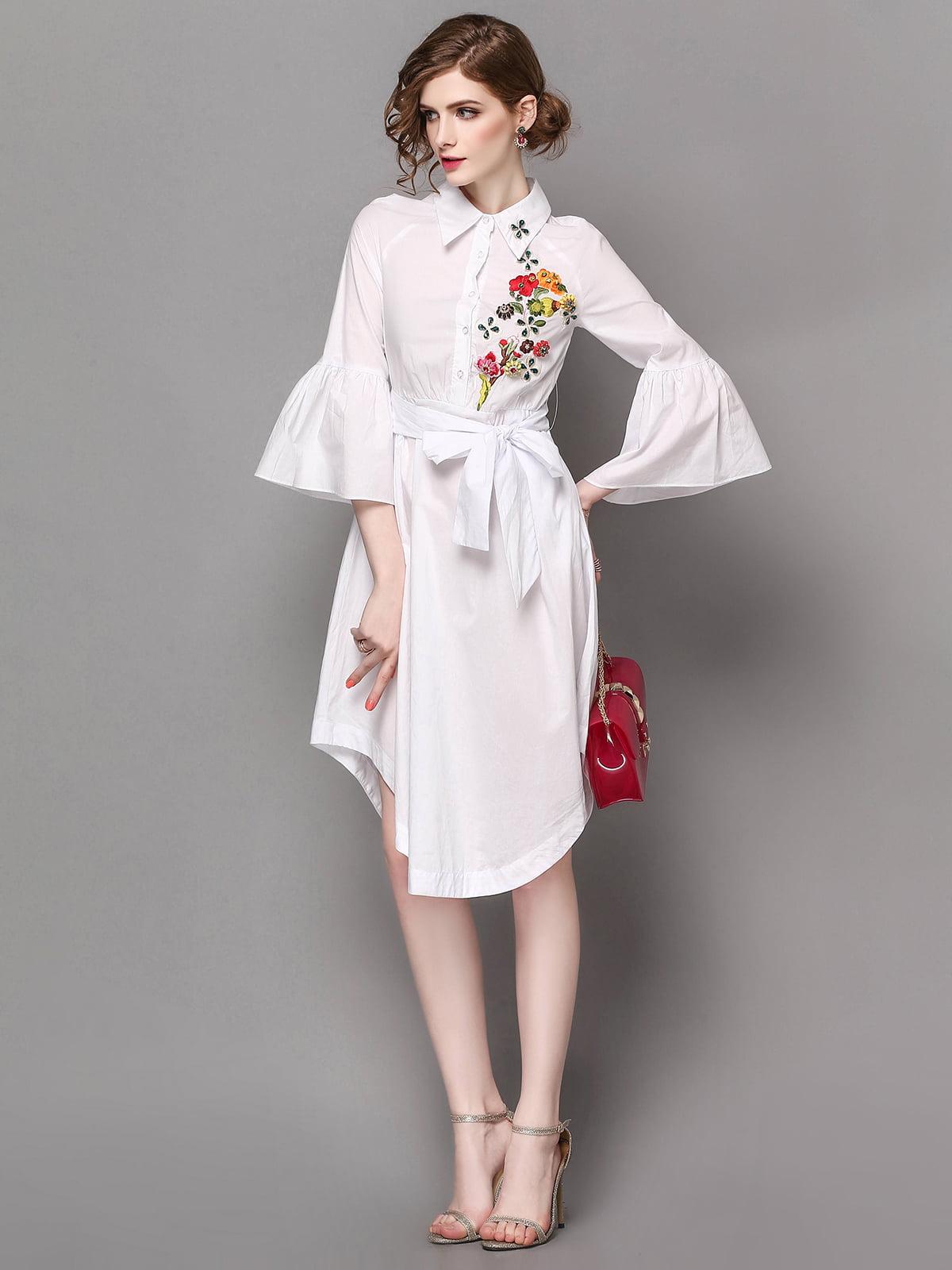 Платье белое | 5155169