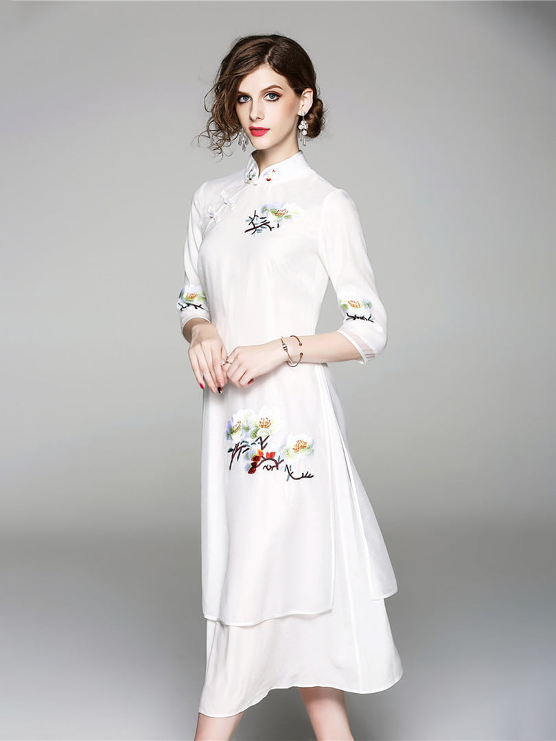 Платье белое | 5155184