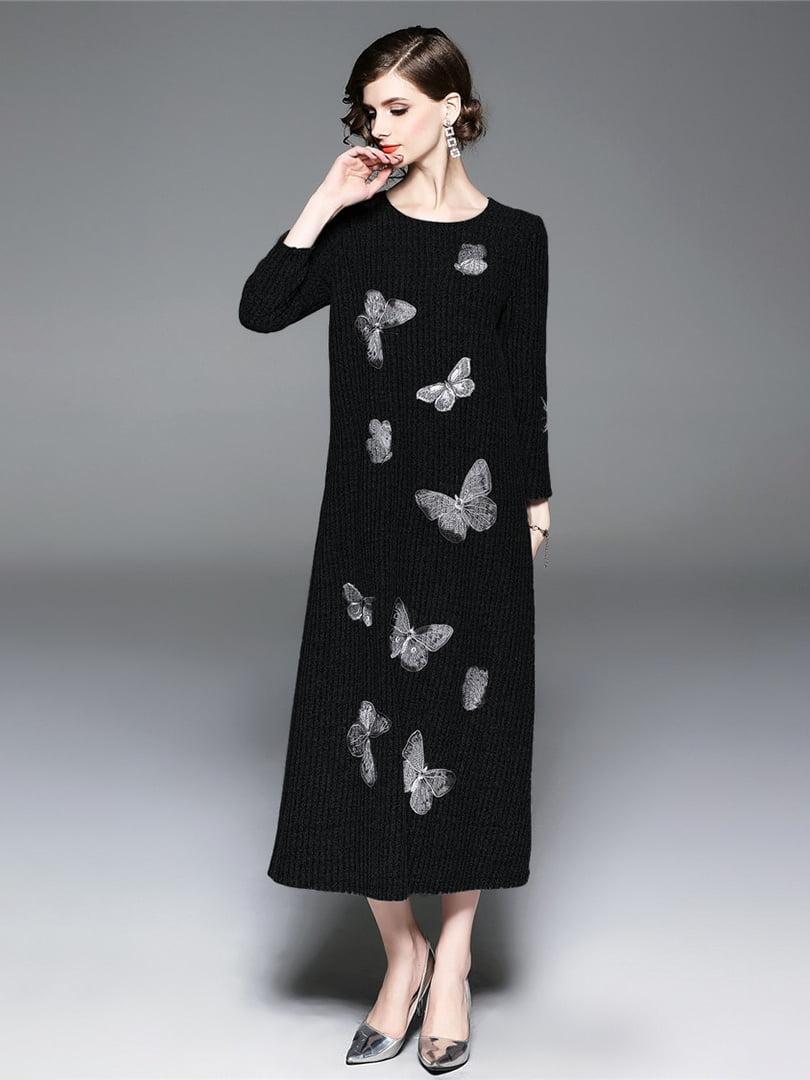 Платье черное | 5155186
