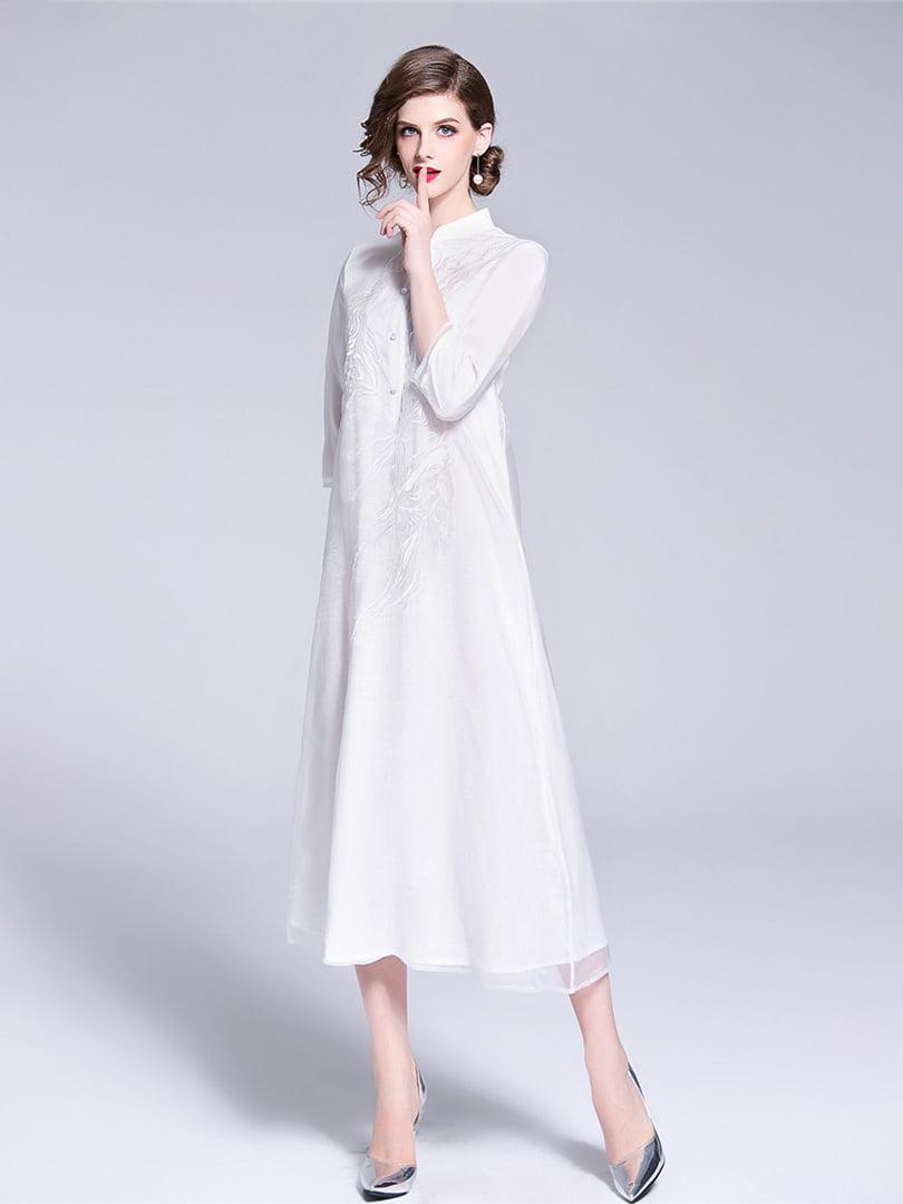 Платье белое | 5155194