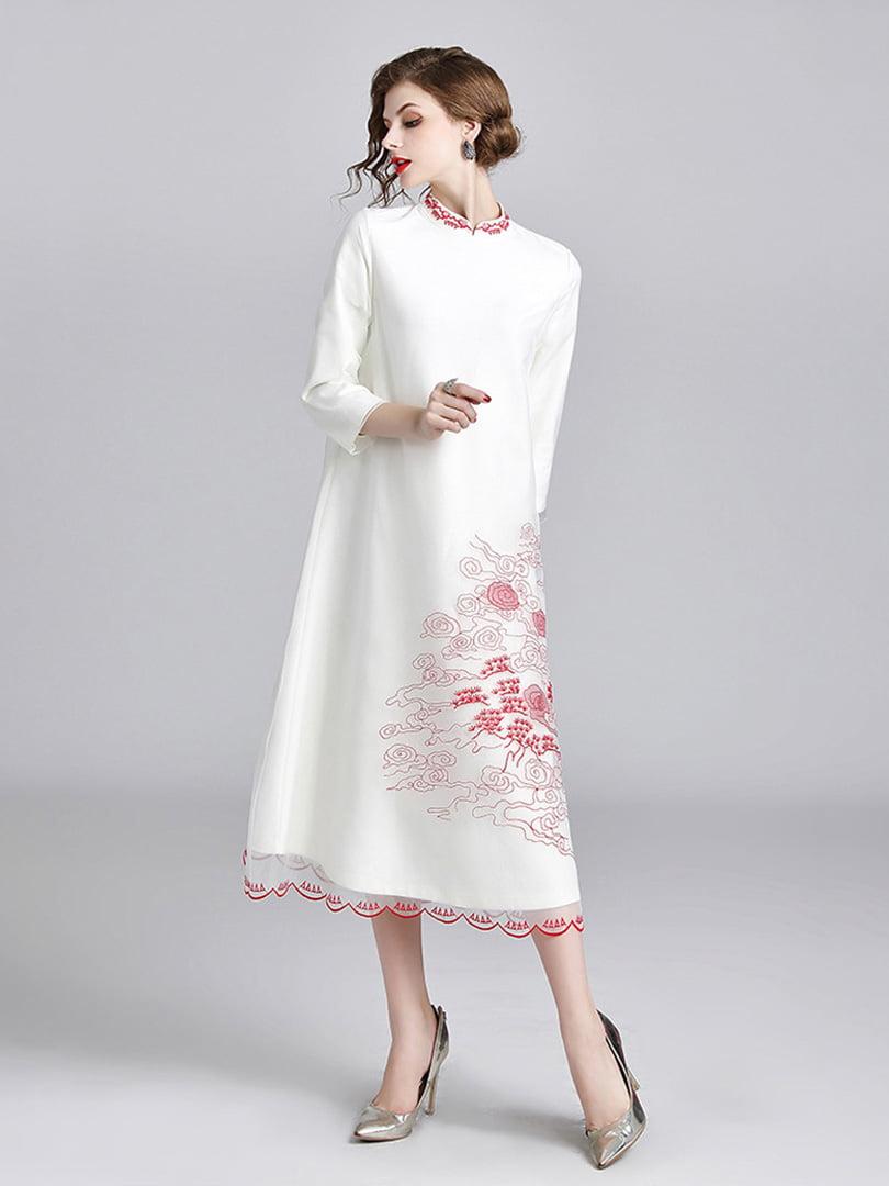 Платье белое | 5155195