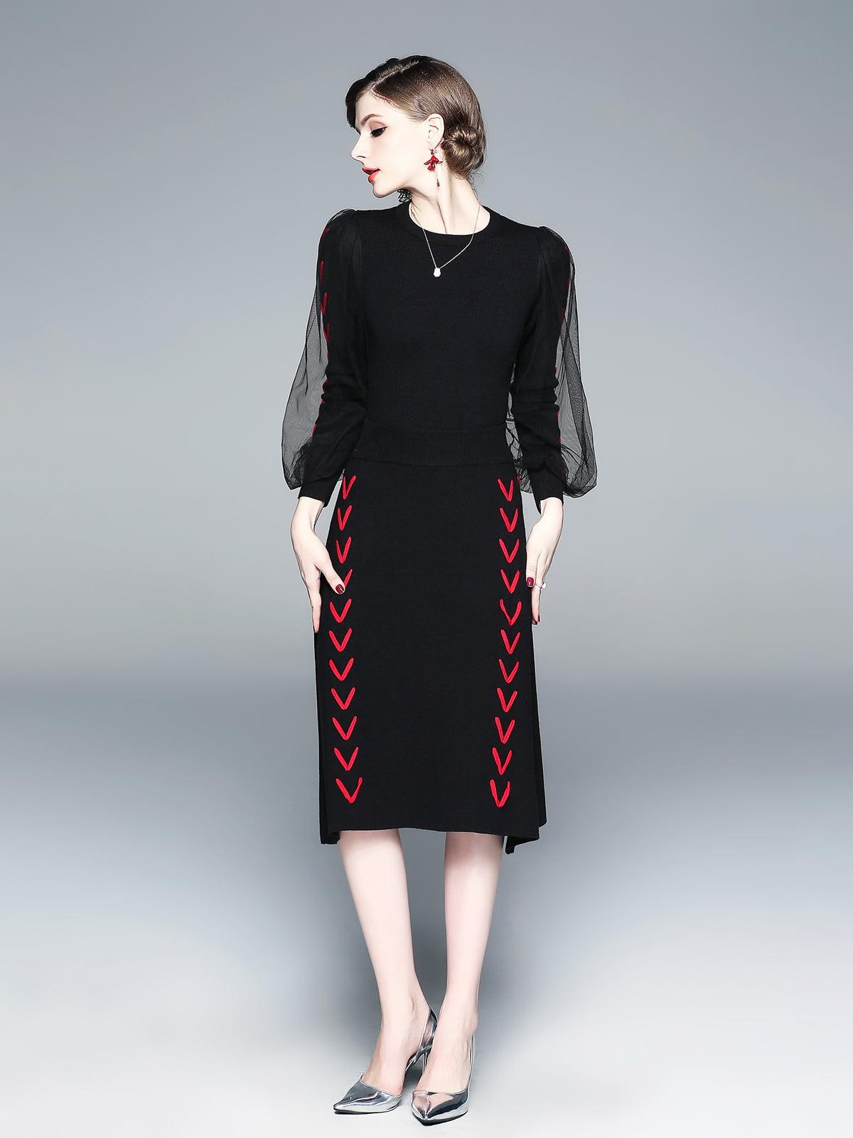 Комплект: блуза и юбка | 5155239