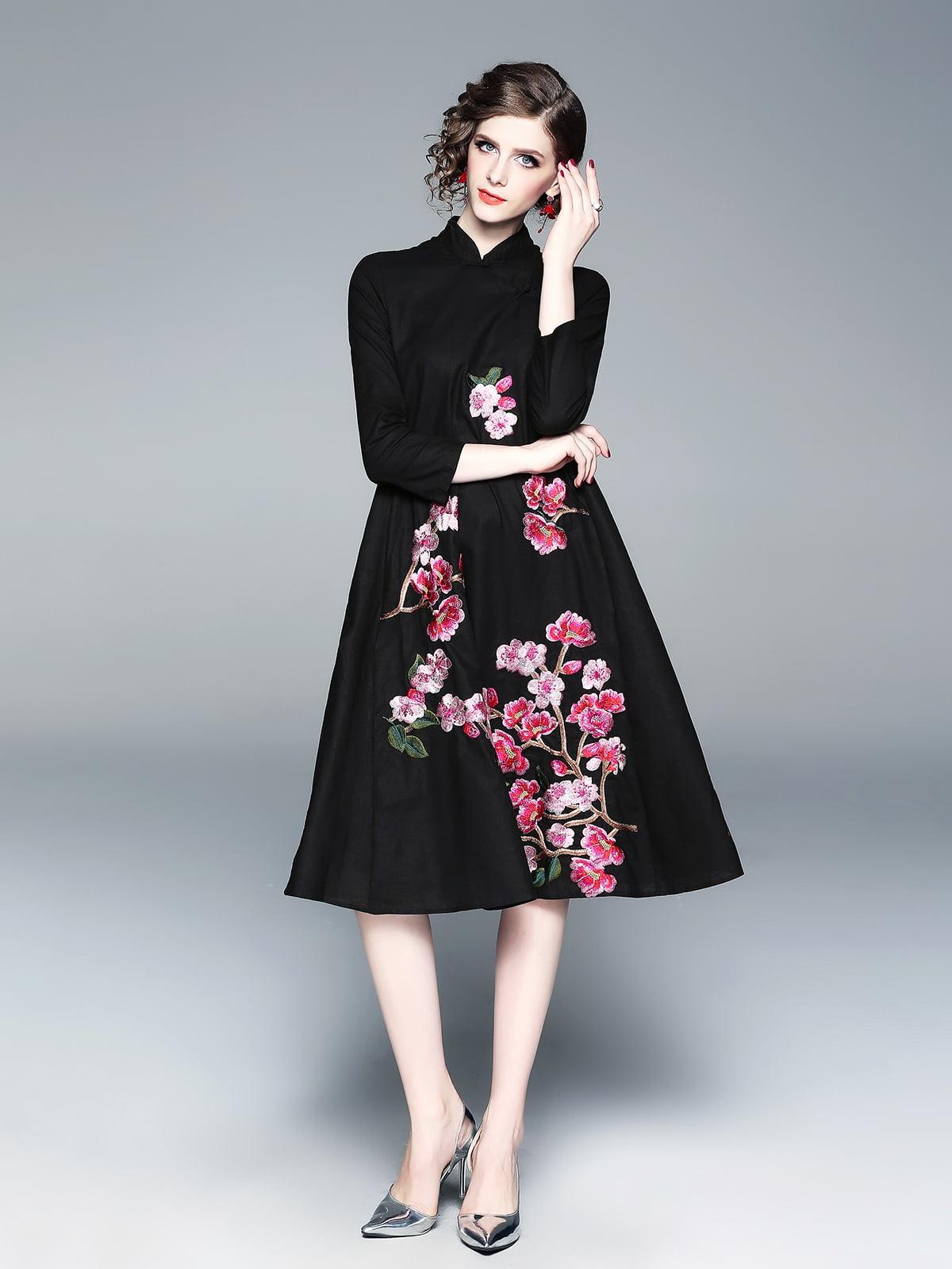 Платье черное | 5155240