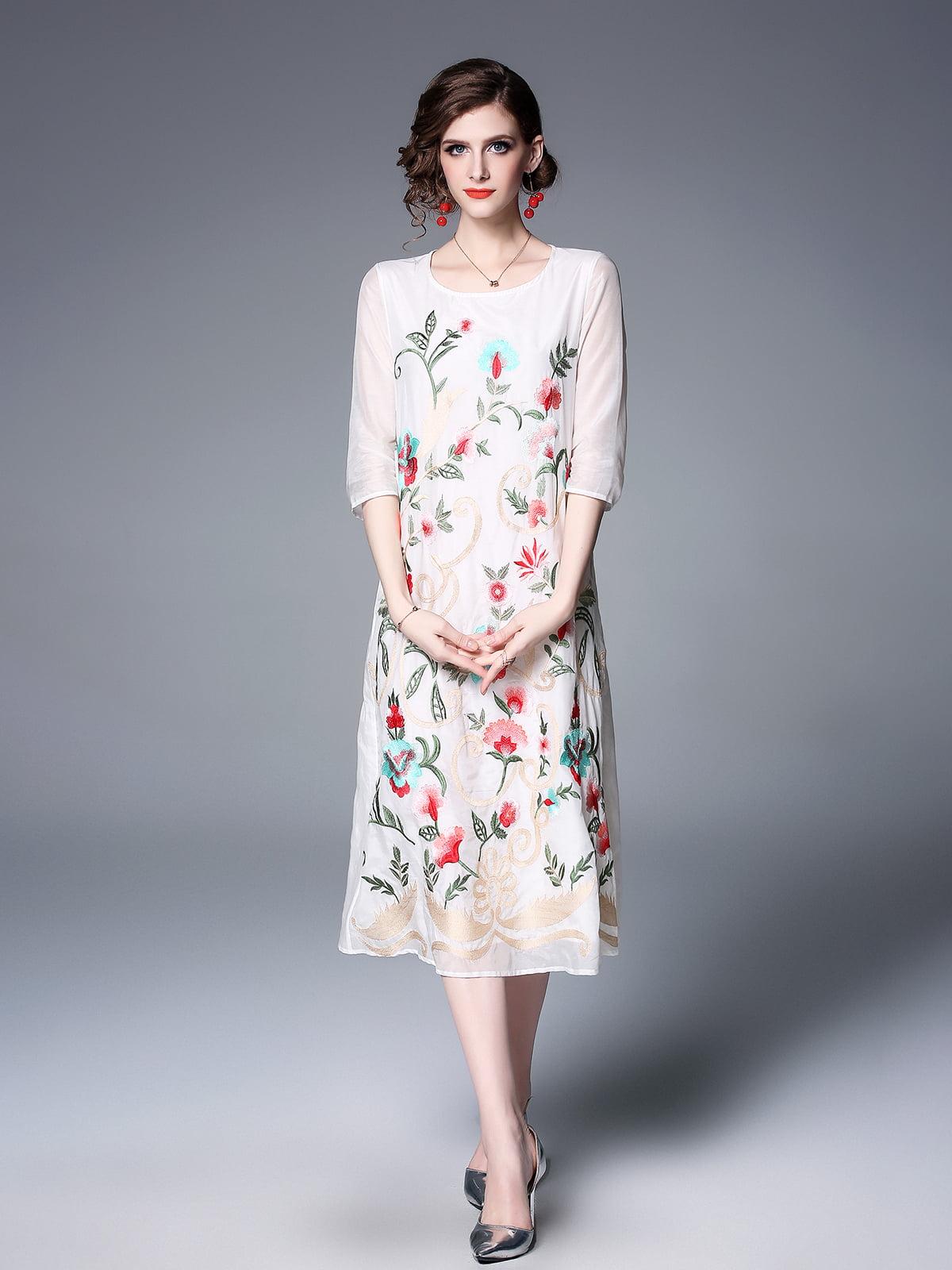 Платье белое | 5155249