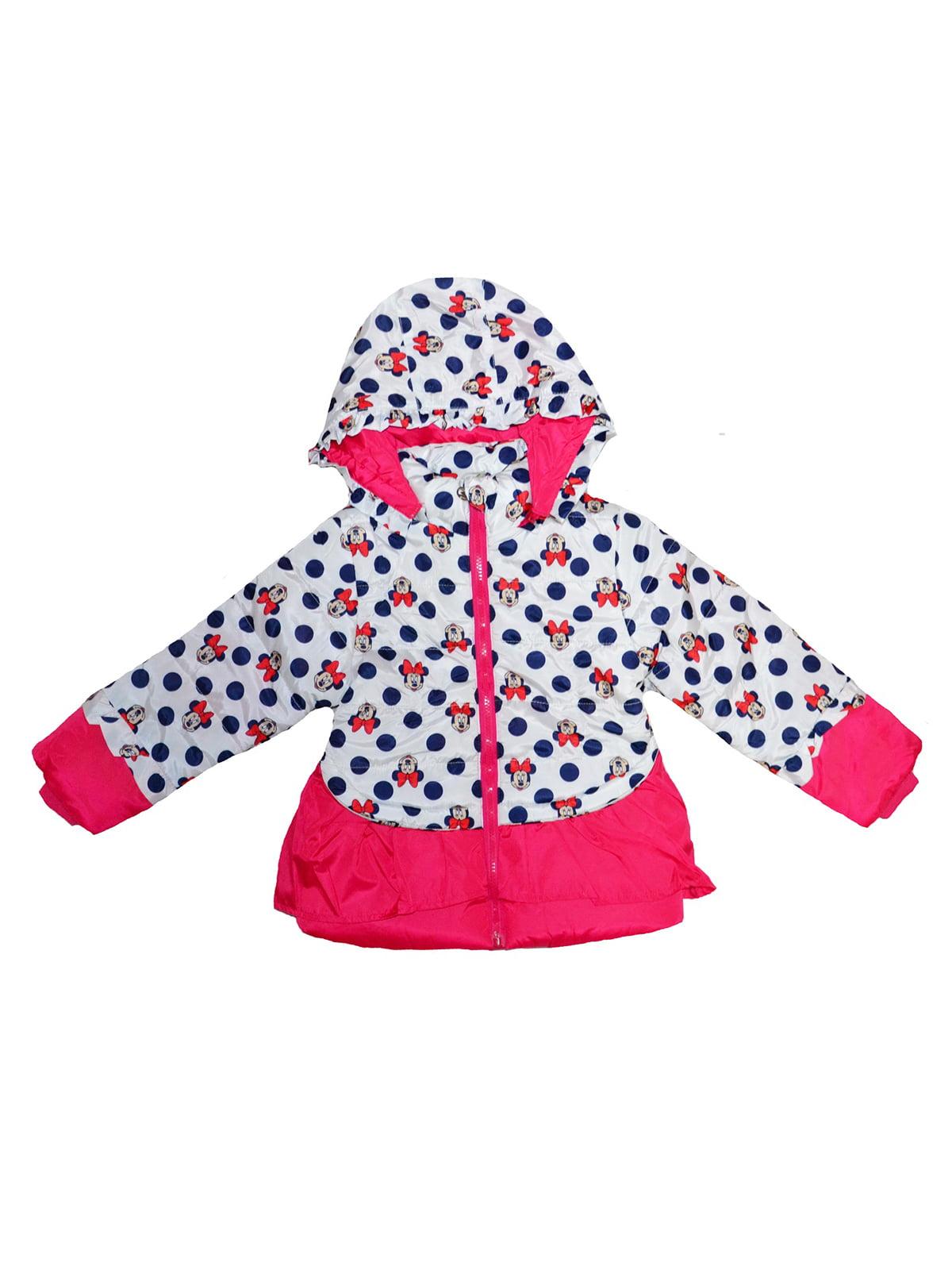Куртка малинова | 4859281