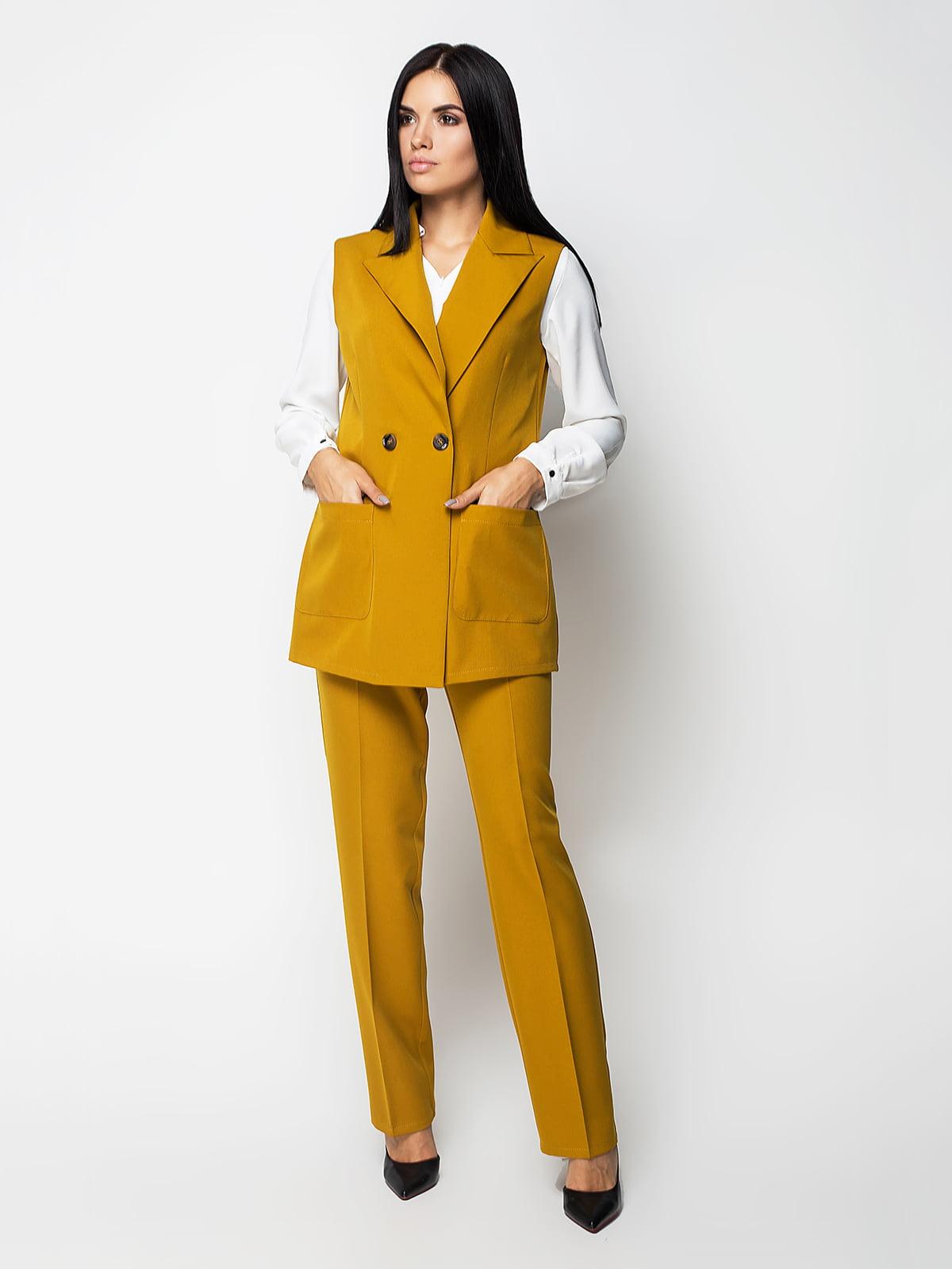 Костюм: жилет і штани | 5155417