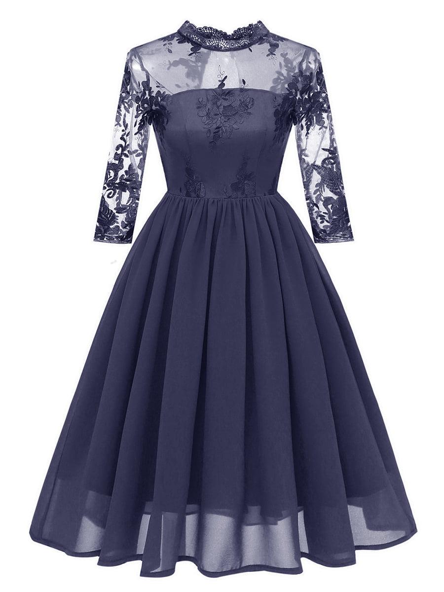 Платье синее | 5156146
