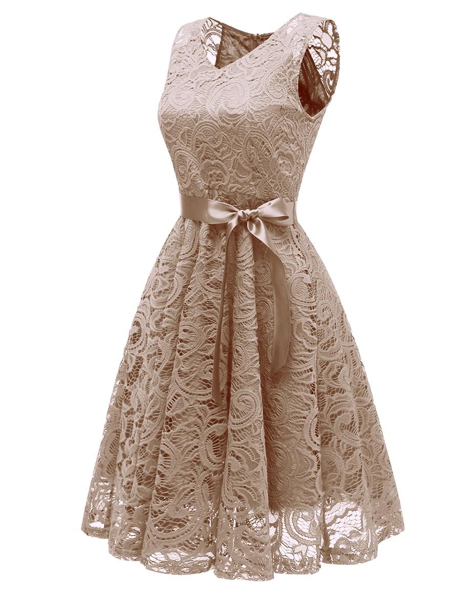 Платье бежевое | 5156164