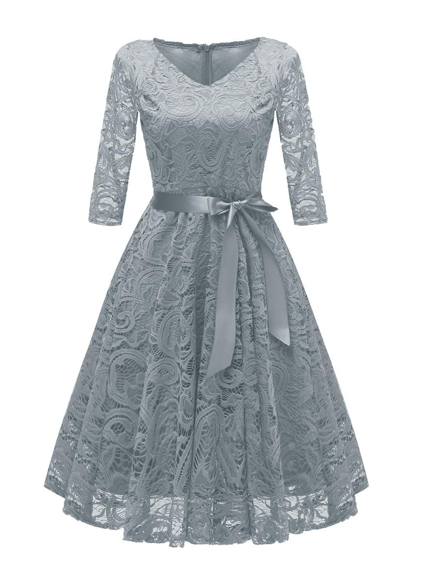 Сукня сіра | 5156172