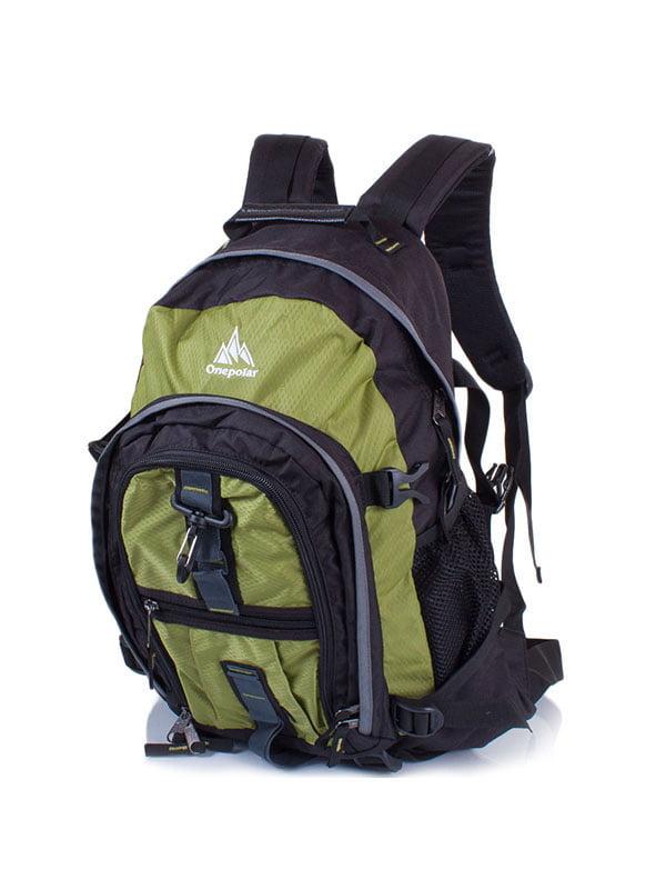 Рюкзак зелений | 5156349