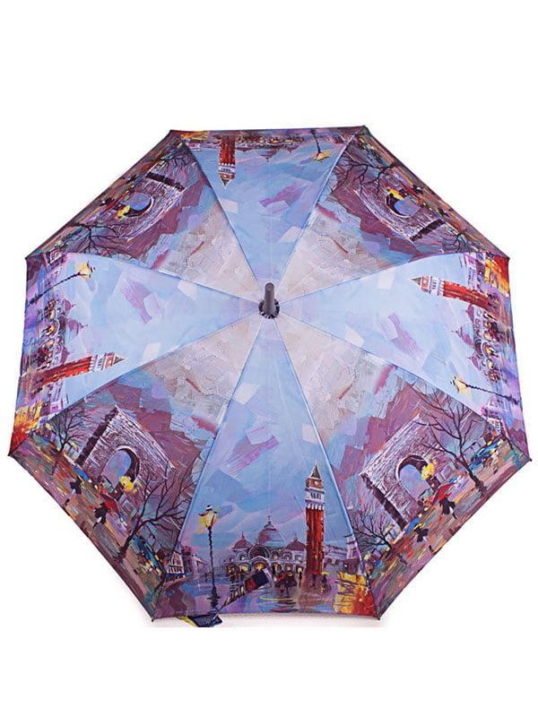 Зонт-трость полуавтомат | 5156473