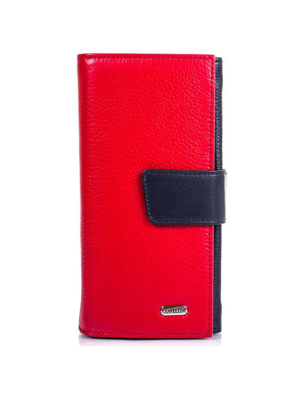 Гаманець червоно-синій   5156732