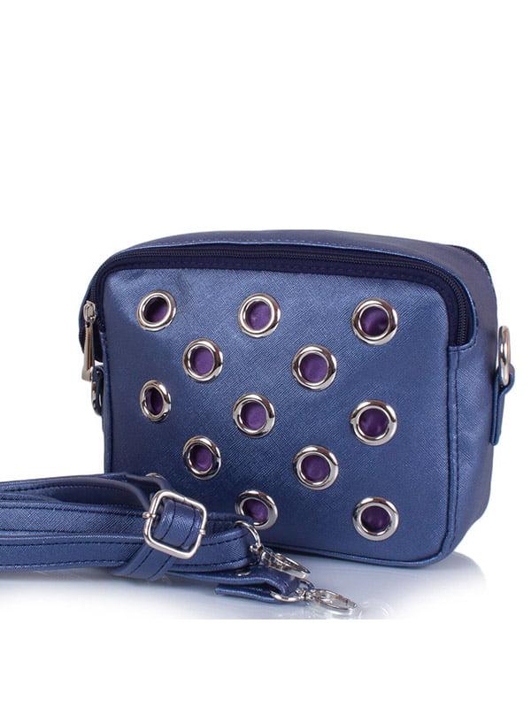 Сумка-клатч синя | 5157017