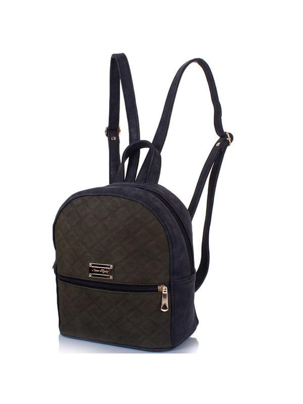 Рюкзак синьо-коричневий   5157022