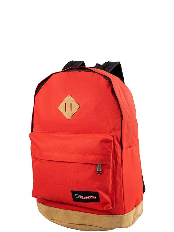 Рюкзак красный | 5157449