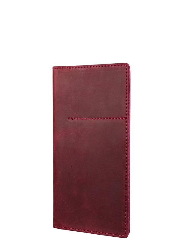 Тревел-кейс бордовый | 5157493
