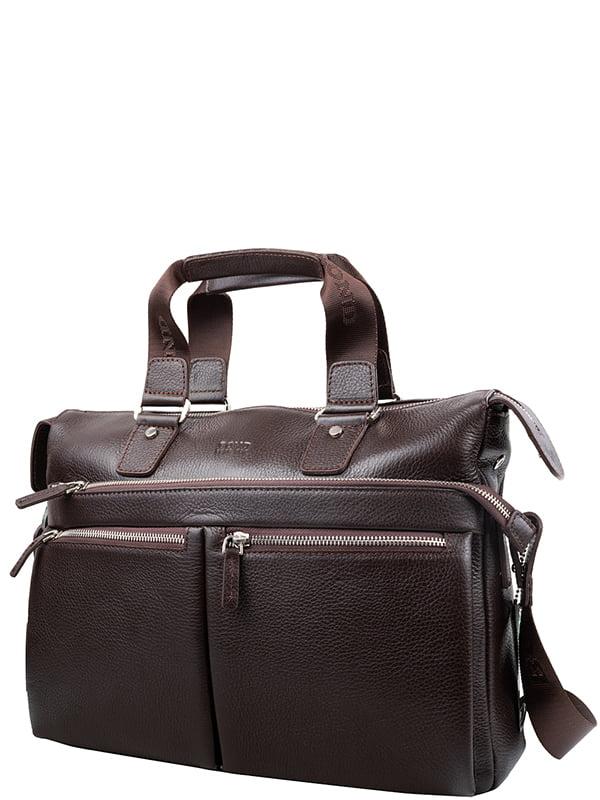 Портфель коричневий   5157610