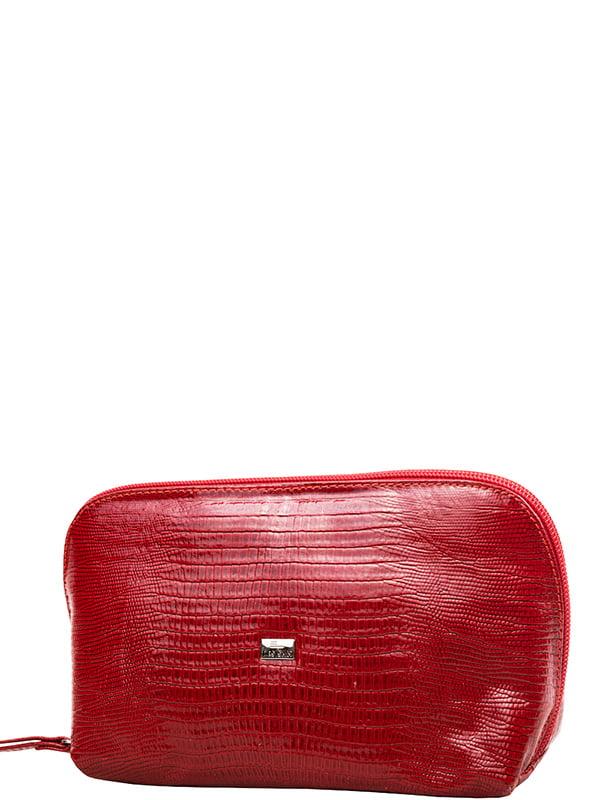 Косметичка червона | 5157622