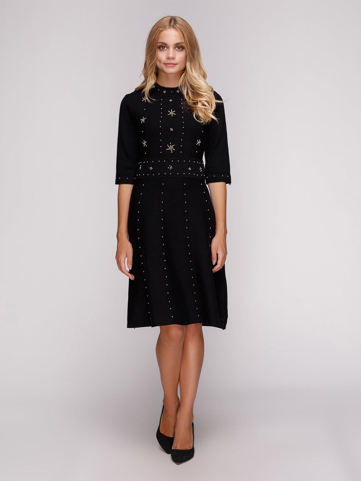 Платье черное | 5153168