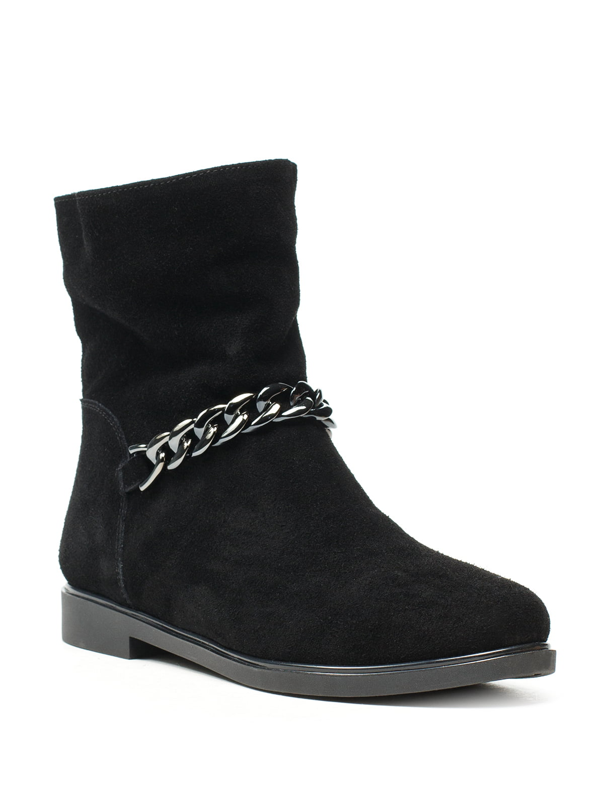 Ботинки черные | 5160877