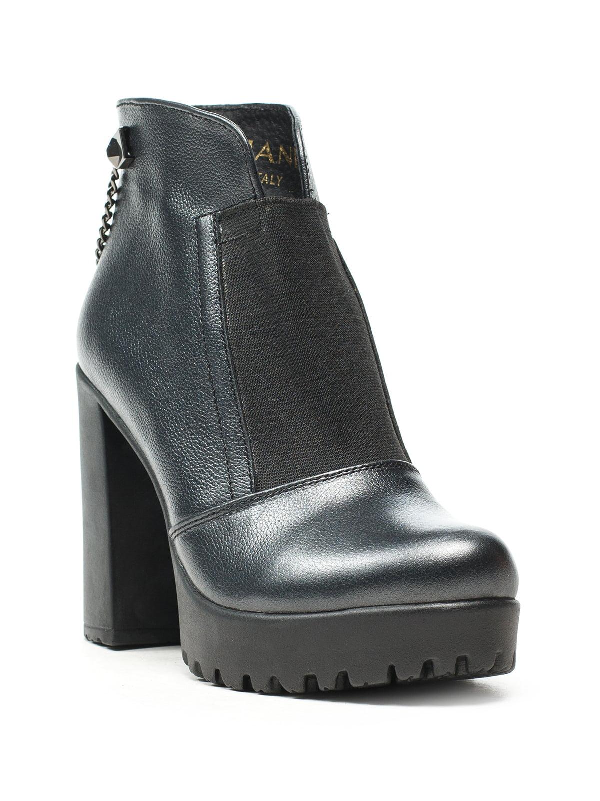 Ботинки черные   5160871