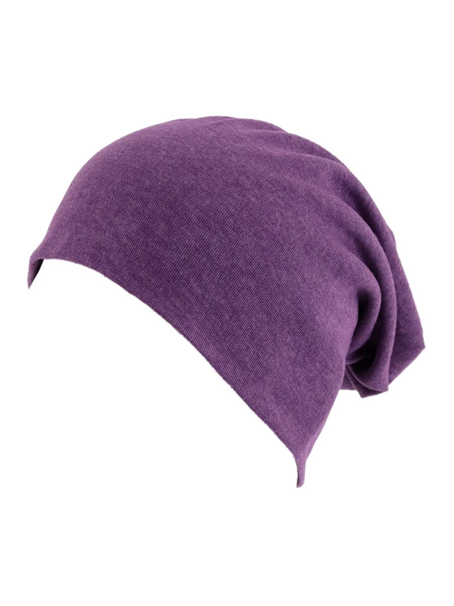 Шапка фіолетова | 5163146