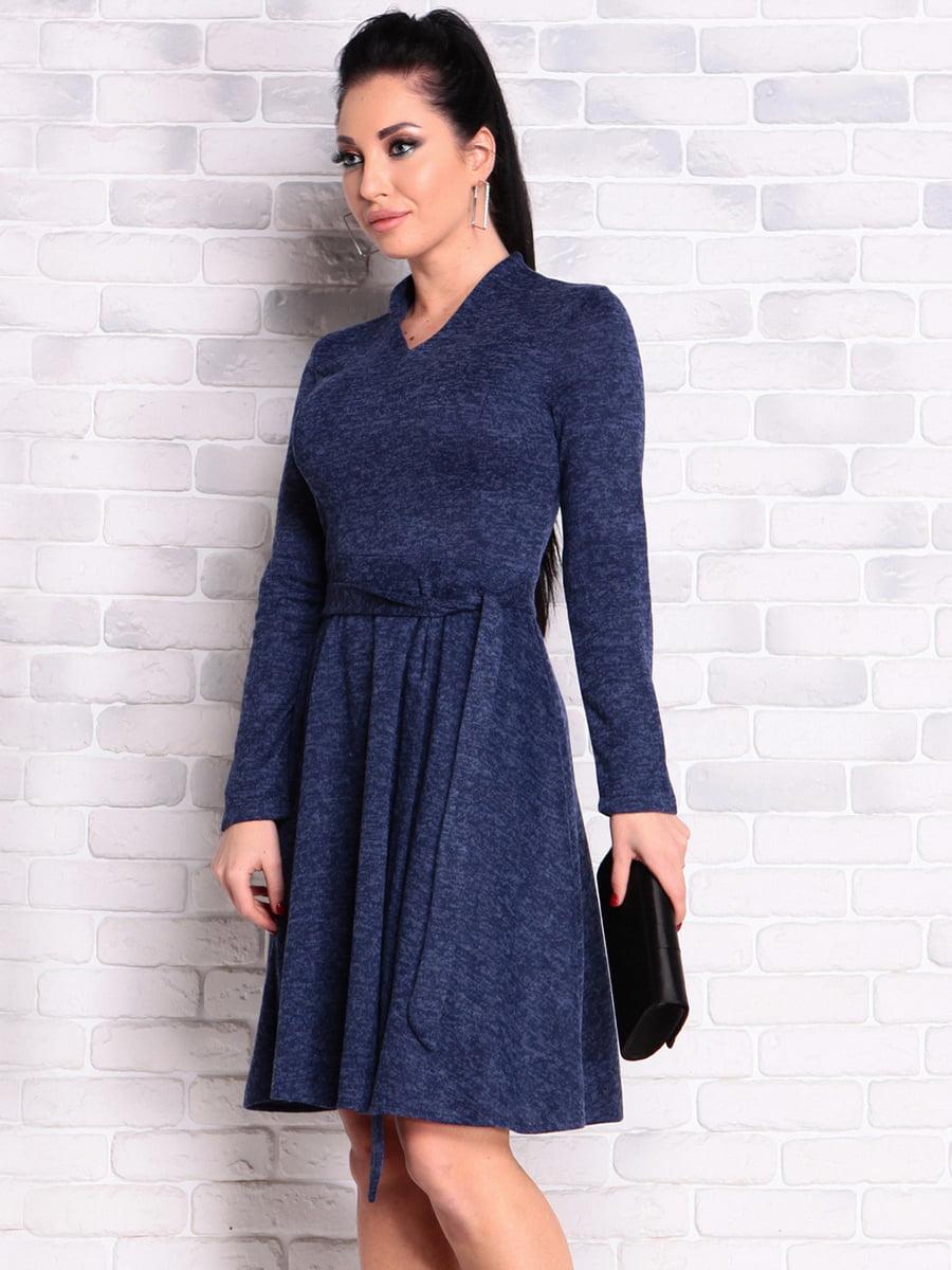 Сукня темно-синя | 4879298
