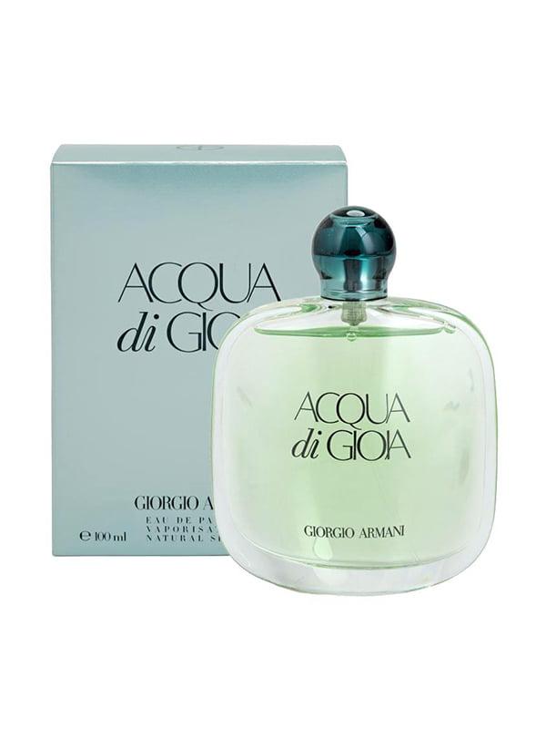 Парфумована вода (тестер) «Acqua Di Gioia» (100 мл) | 5154249