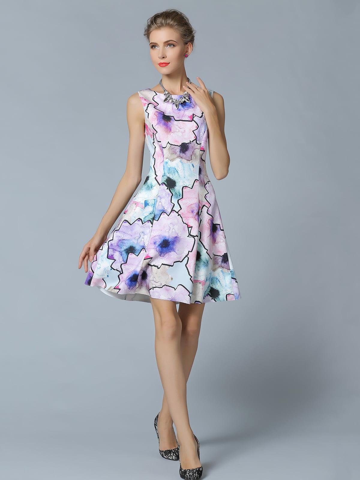 Сукня в принт | 5164877