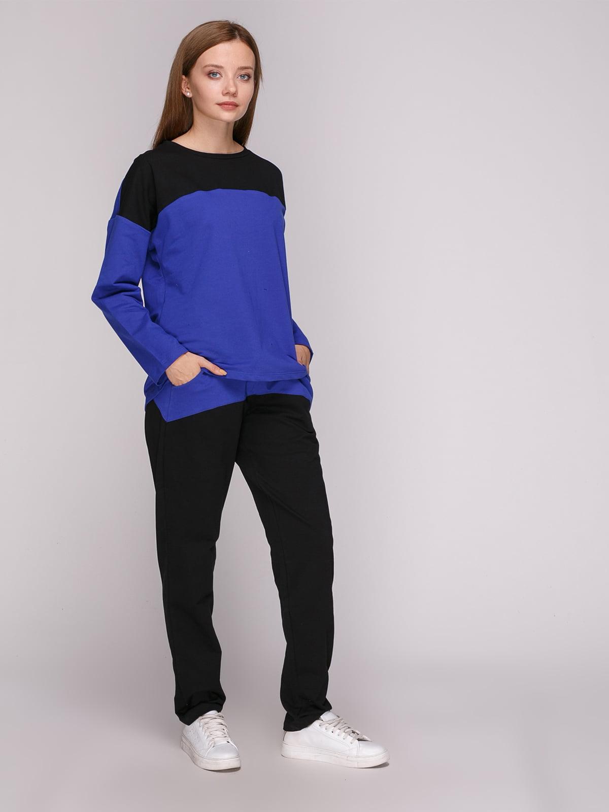 Комплект: лонгслів і штани | 5163574
