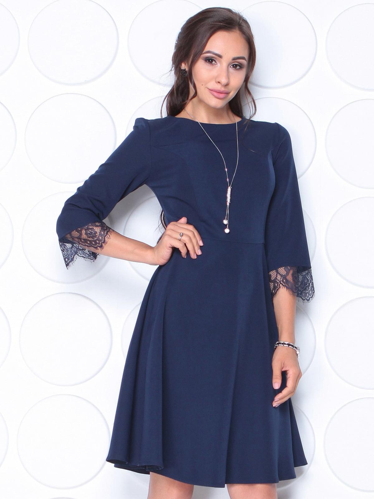 Сукня темно-синя   5165126