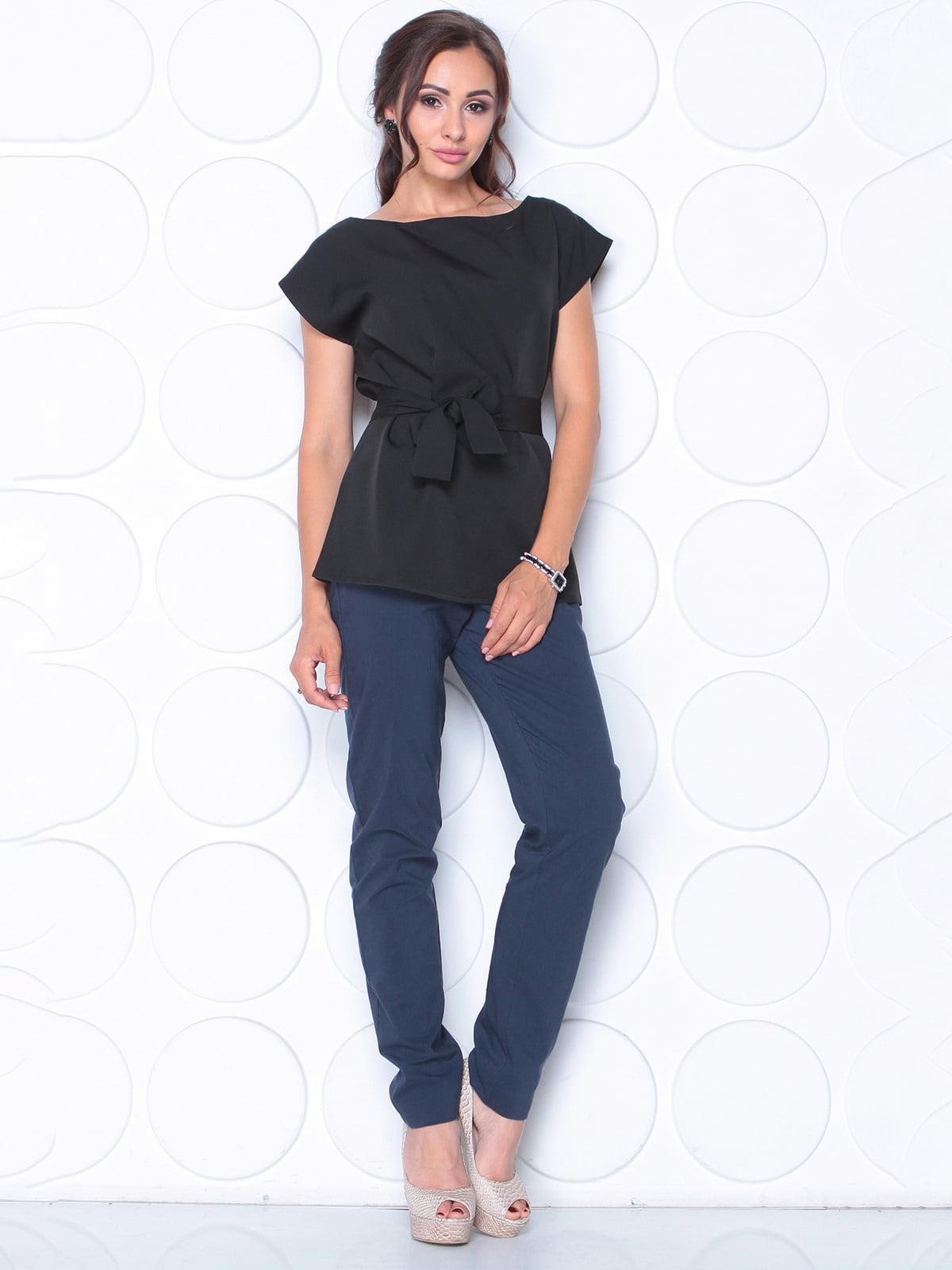 Блуза чорна   5165151
