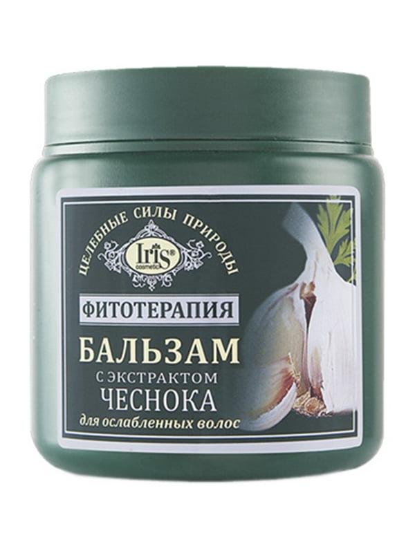 Бальзам для волос с экстрактом чеснока (500 мл)   5082908