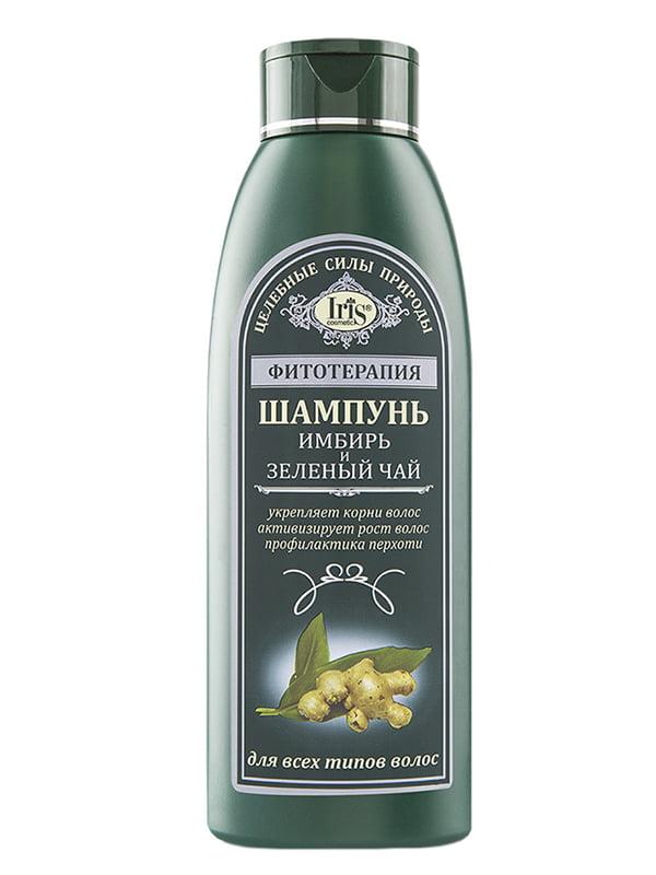 Шампунь «Імбир і зелений чай» (500 мл) | 5082918