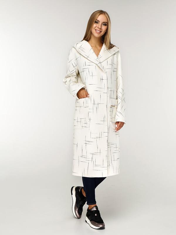 Пальто в принт   5165645