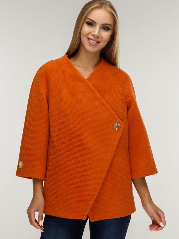 Пальто помаранчеве | 5165665