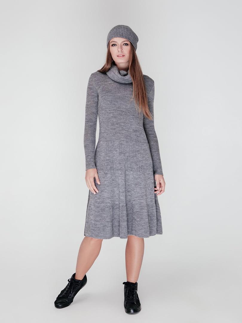 Сукня сіра | 4646554