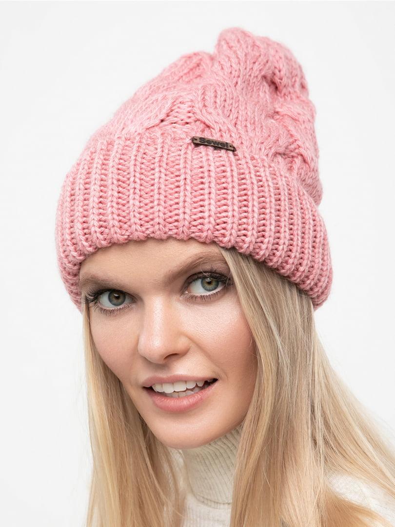 Шапка рожева | 5166399