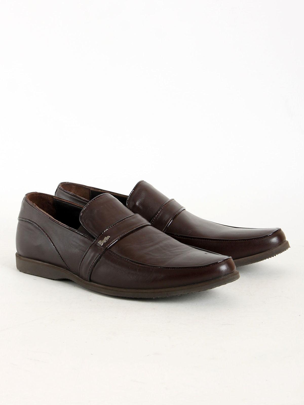 Туфли коричневые | 5166205