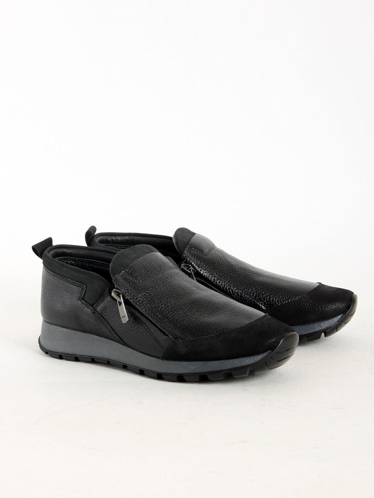 Кроссовки черные | 5166250