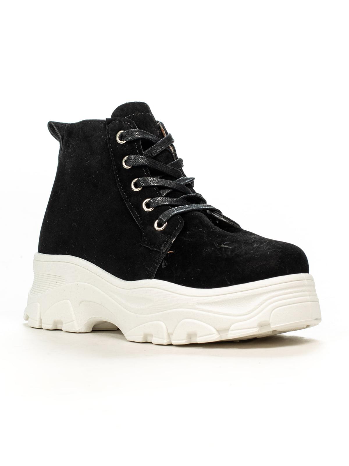 Ботинки черные | 5164526